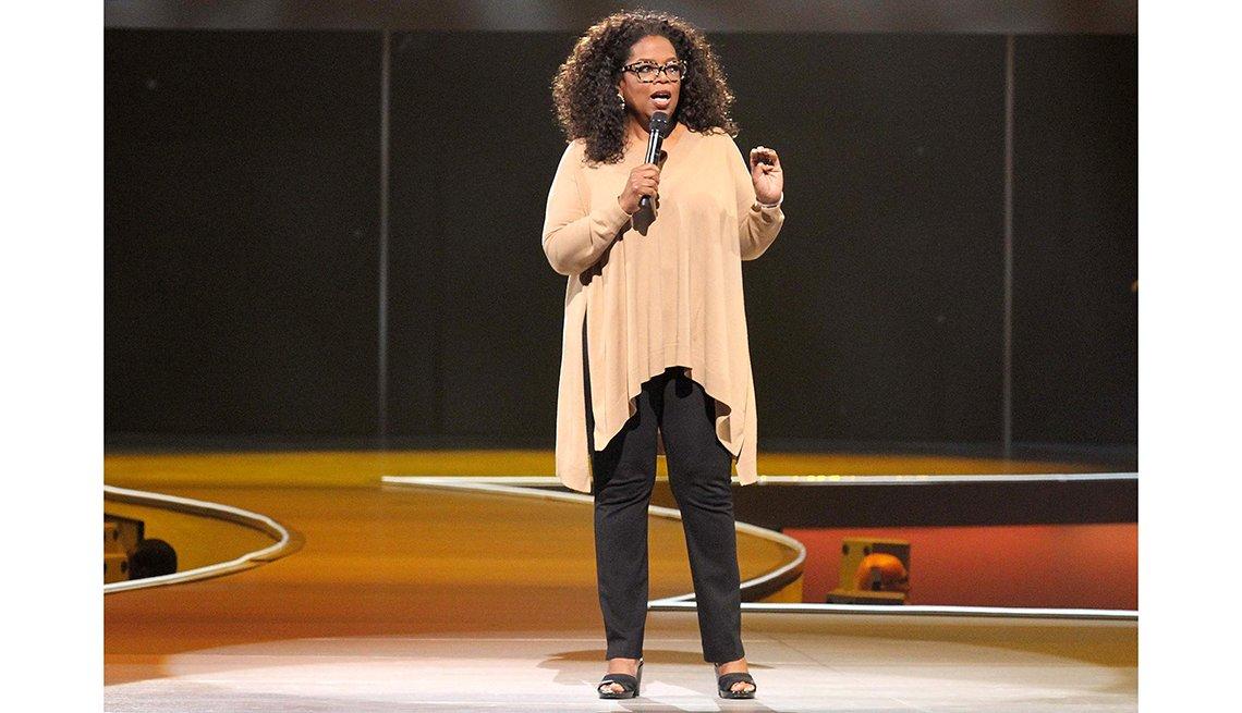 item 9, Gallery image. Media mogul Oprah Winfrey
