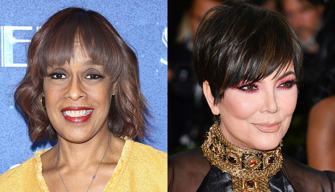 item 11 of Gallery image - Gayle King y Kris Jenner