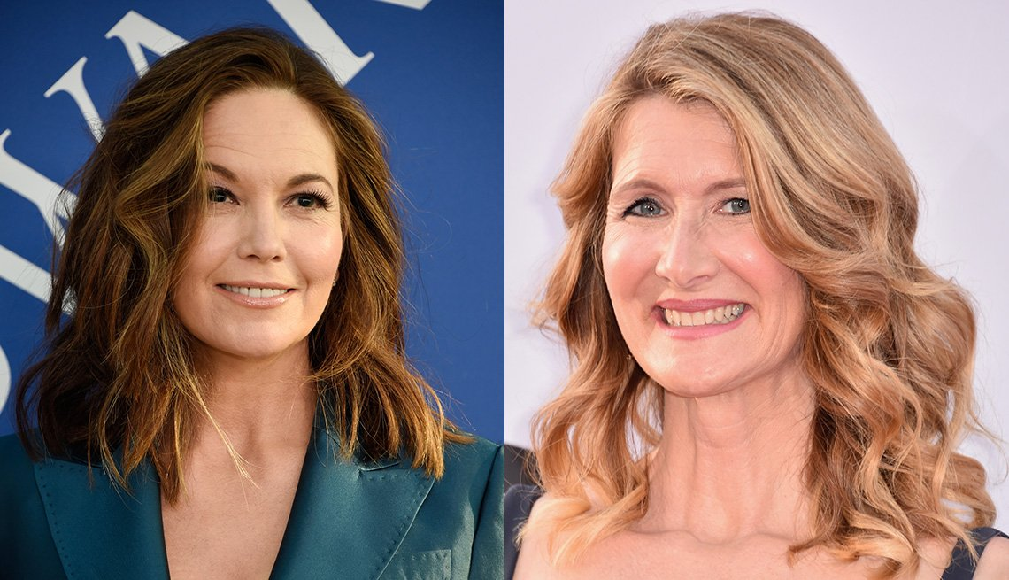 item 2, Gallery image. Diane Lane, Laura Dern