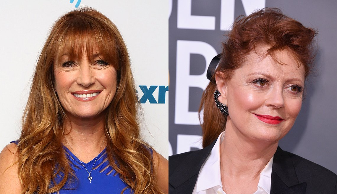 item 5, Gallery image. Jane Seymour, Susan Sarandon