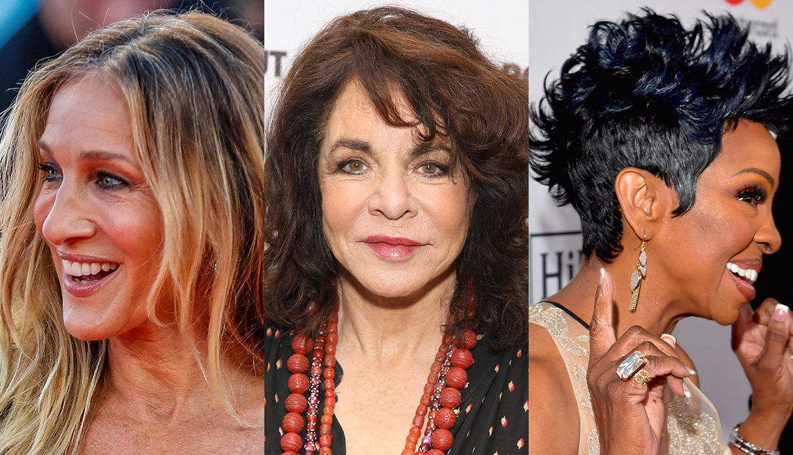 Various bad hair day styles