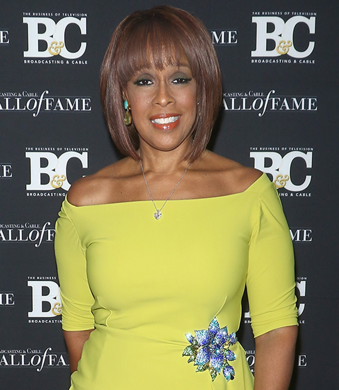 9e7cc7c50634 Dress Stylish Like Gayle King — From Clothes to Glasses