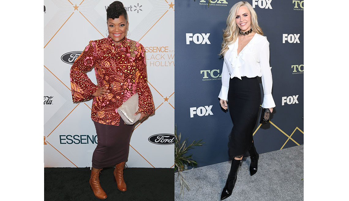 item 3 of Gallery image - Nicole Yvette Brown and Jenny McCarthy