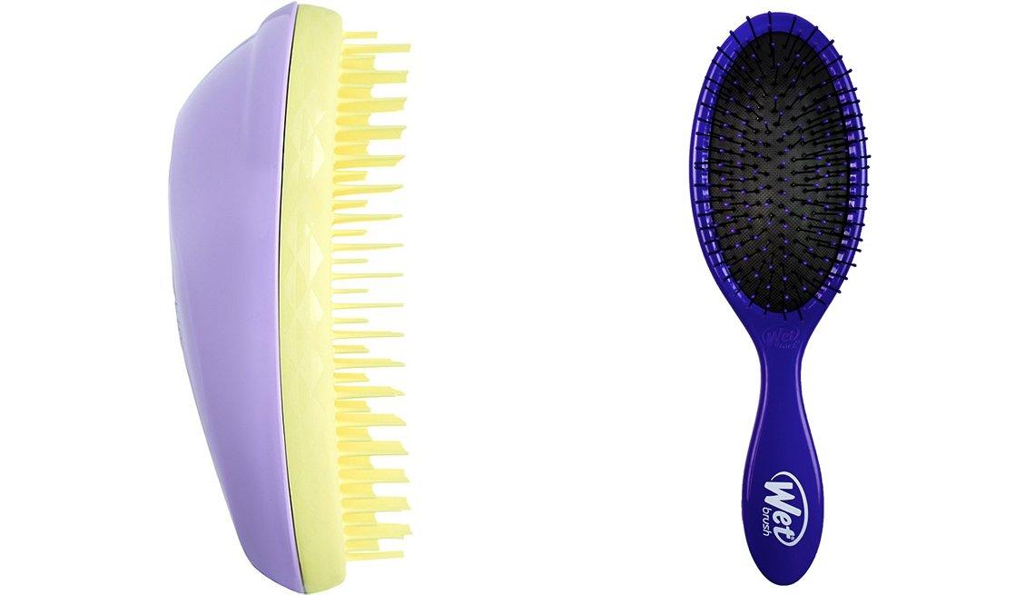 item 5, Gallery image. Tangle Teezer The Original Detangling Hair Brush; Wet Brush Detangler Hair Brush