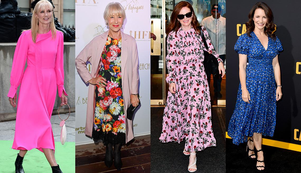 item 2 of Gallery image - Joely Richardson, Helen Mirren, Julianne Moore, Kristin Davis