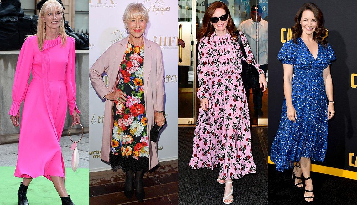 item 2, Gallery image. Joely Richardson, Helen Mirren, Julianne Moore, Kristin Davis