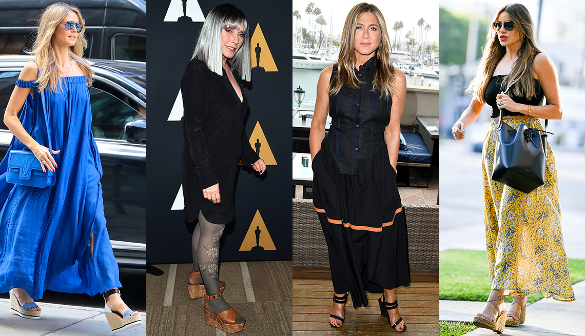 item 7 of Gallery image - Heidi Klum, Debbie Harry, Jennifer Aniston, Sofia Vergara