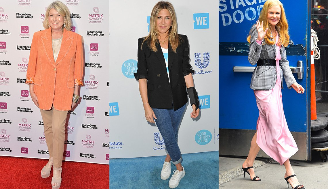 item 2 of Gallery image - Martha Stewart , Jennifer Aniston, Nicole Kidman