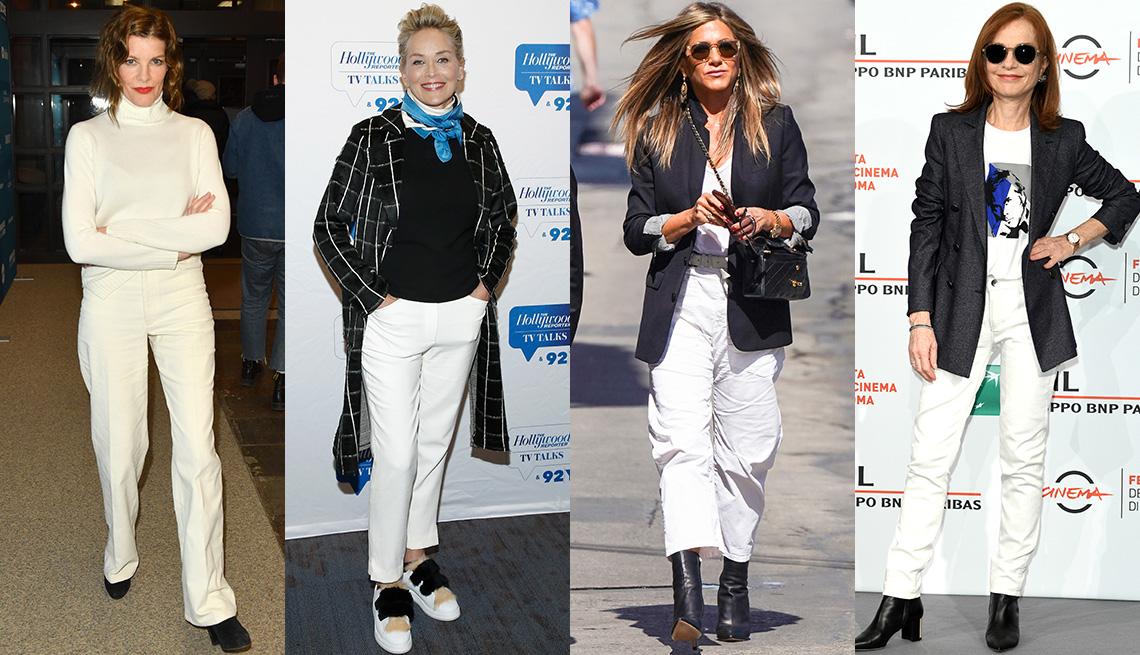 item 1 of Gallery image - Rene Russo, Sharon Stone Jennifer Aniston, Isabelle Huppert