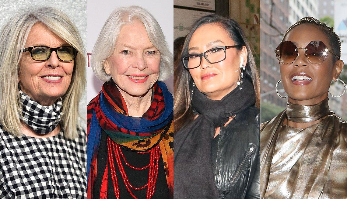 item 8, Gallery image. Diane Keaton, Ellen Burstyn, Tia Carrere, Jada Pinkett Smith