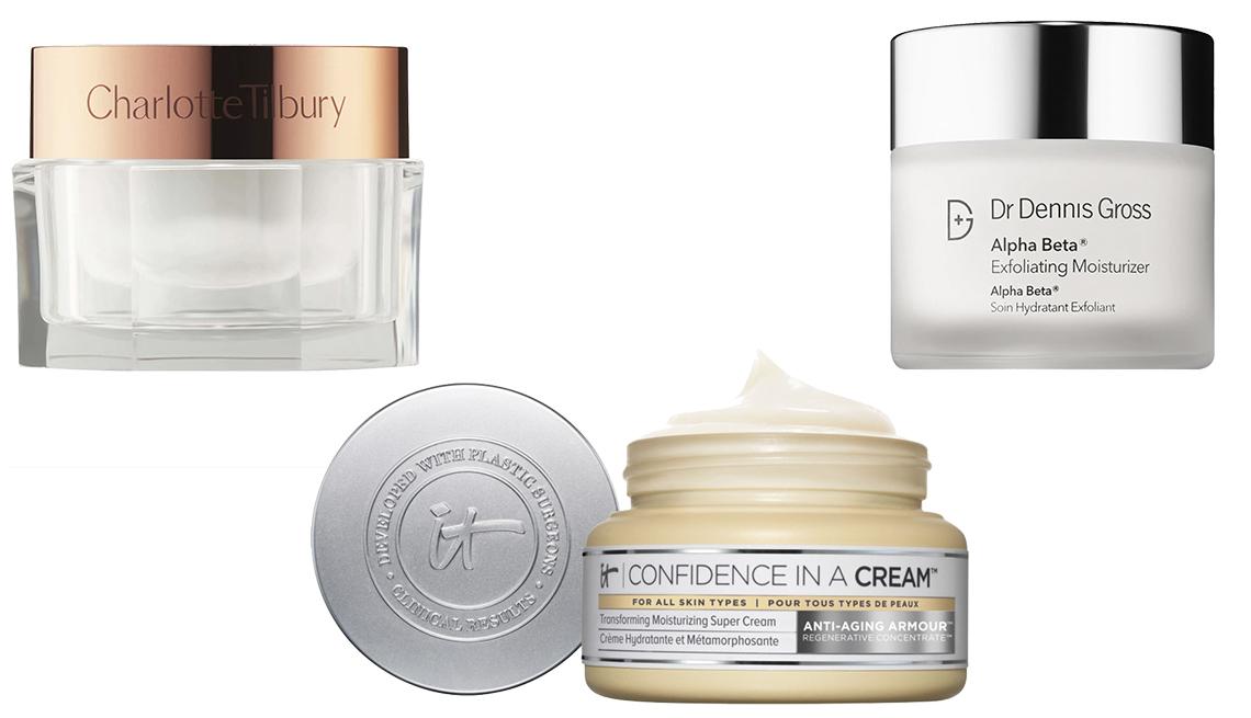 item 11 of Gallery image - Charlotte Tilbury Magic Cream Moisturizer, IT Cosmetics Confidence In A Cream Hydrating Moisturizer, Dr. Dennis Gross Alpha Beta Exfoliating Moisturizer