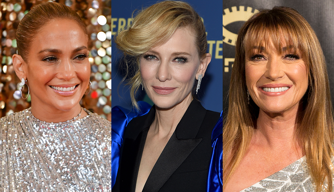 item 9 of Gallery image - Jennifer Lopez,  Cate Blanchett, Jane Seymour