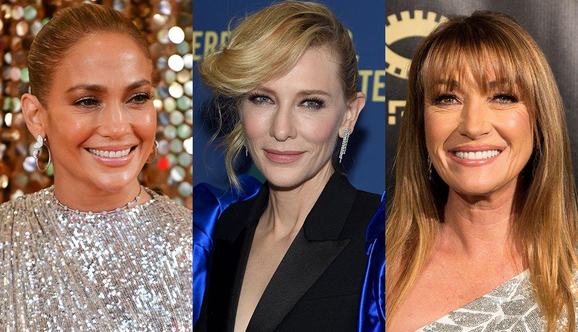 item 9, Gallery image. Jennifer Lopez,  Cate Blanchett, Jane Seymour