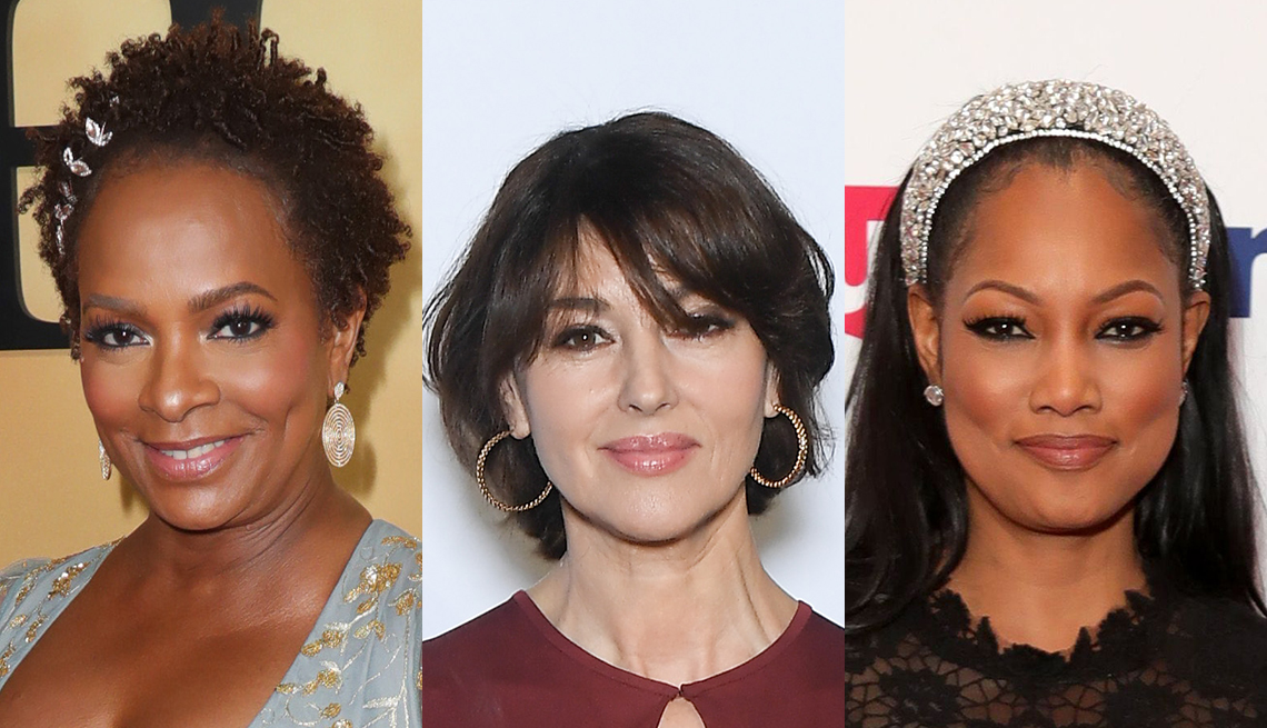 item 4 of Gallery image - Vanessa Bell Calloway, Monica Bellucci, Garcelle Beauvais