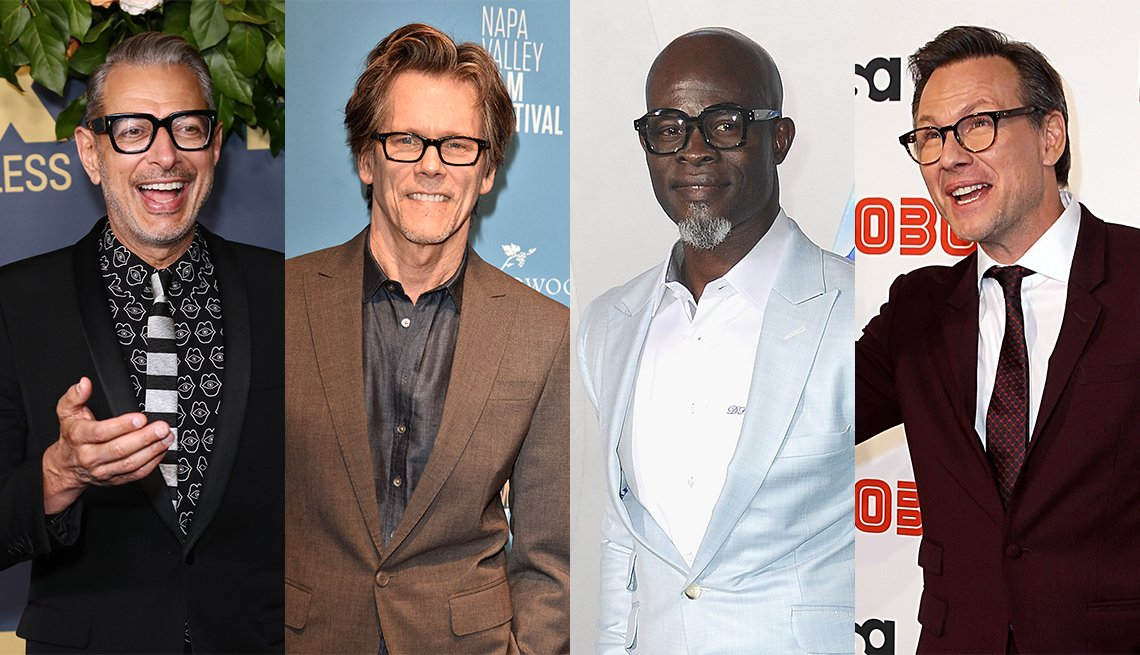 Jeff Goldblum, Kevin Bacon, Djimon Hounsou, Christian Slater