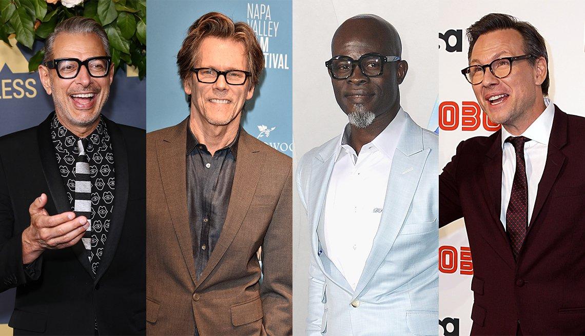 item 5, Gallery image. Jeff Goldblum, Kevin Bacon, Djimon Hounsou, Christian Slater