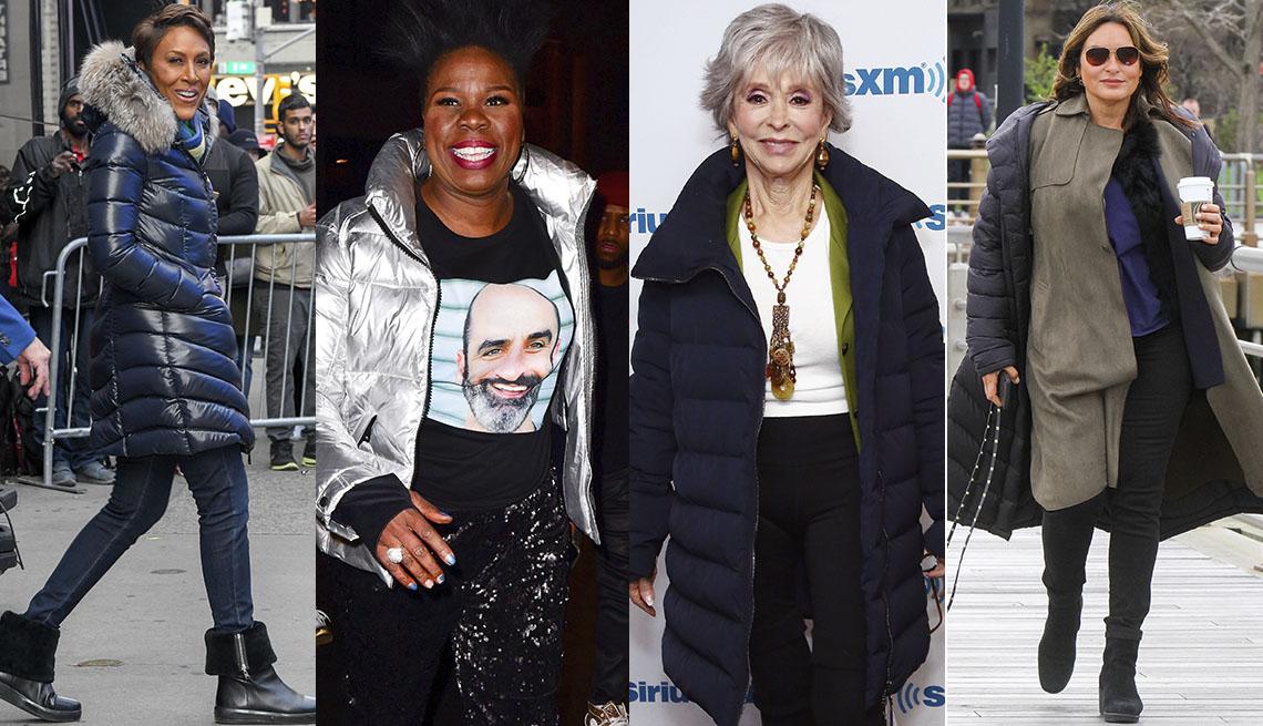 item 12 of Gallery image - Robin Roberts, Leslie, Jones, Rita Moreno, Mariska Hargitay