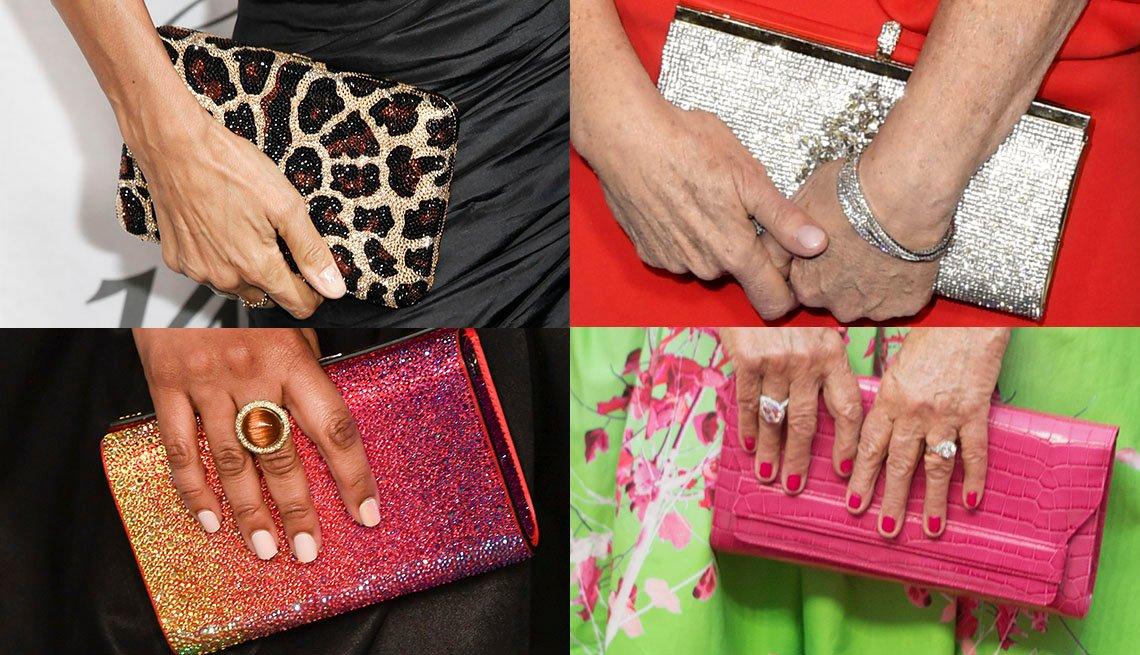 item 6 of Gallery image - (Desde arriba a la izquierda, en el sentido de las agujas del reloj): Thandie Newton, Rita Moreno, Dame Helen Mirren, Ava DuVernay