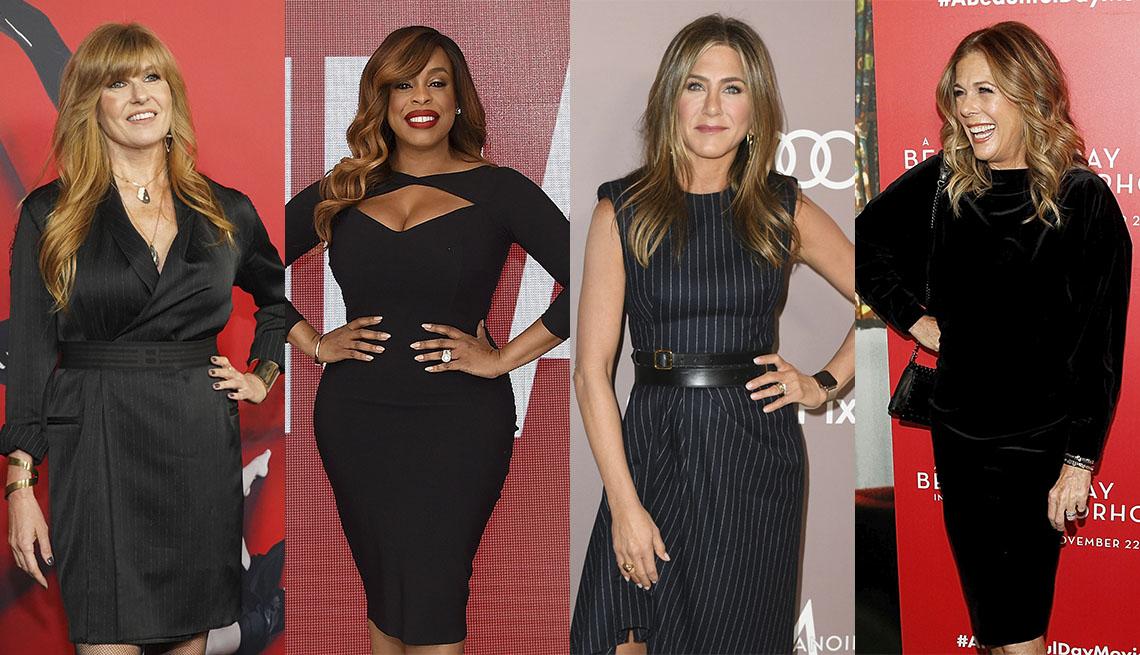 item 8 of Gallery image - Connie Briton, Niecy Nash, Jennifer Aniston, Rita Wilson