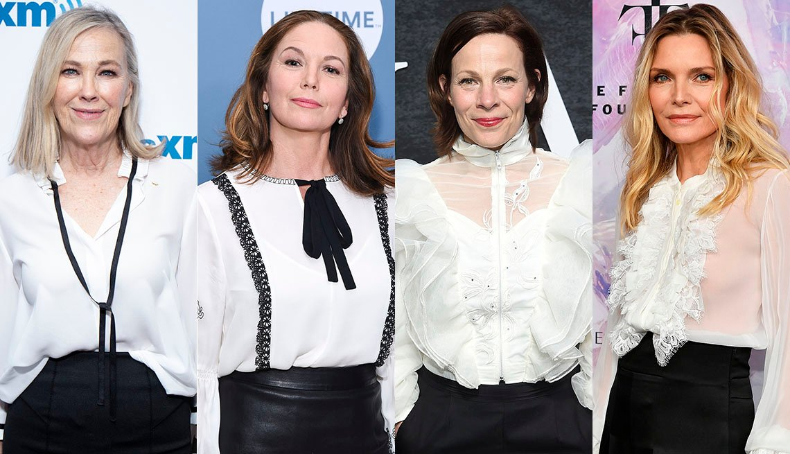 item 10, Gallery image. Catherine O'Hara, Diane Lane, Lili Taylor, Michelle Pfeiffer
