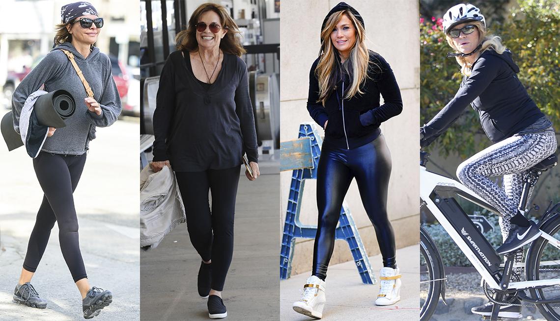 item 1 of Gallery image - Lisa Rinna, Linda Grey, Jennifer Lopez, Goldie Hawn