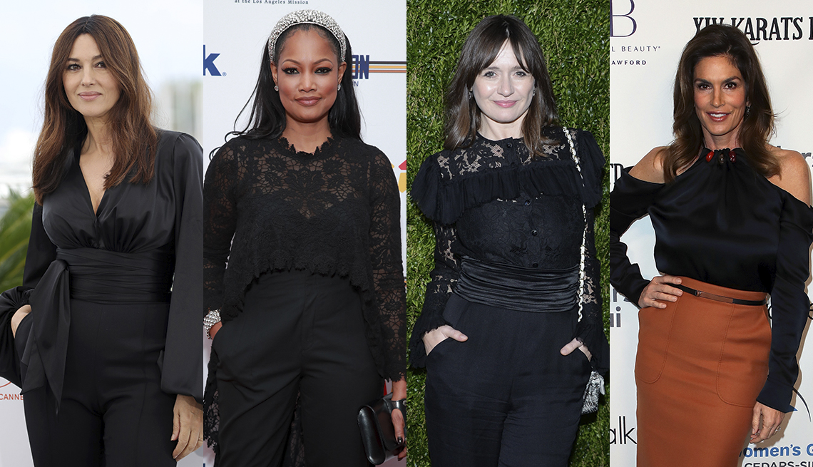 item 3 of Gallery image - Monica Bellucci, Garcelle Beauvais, Emily Mortimer, Cindy Crawford