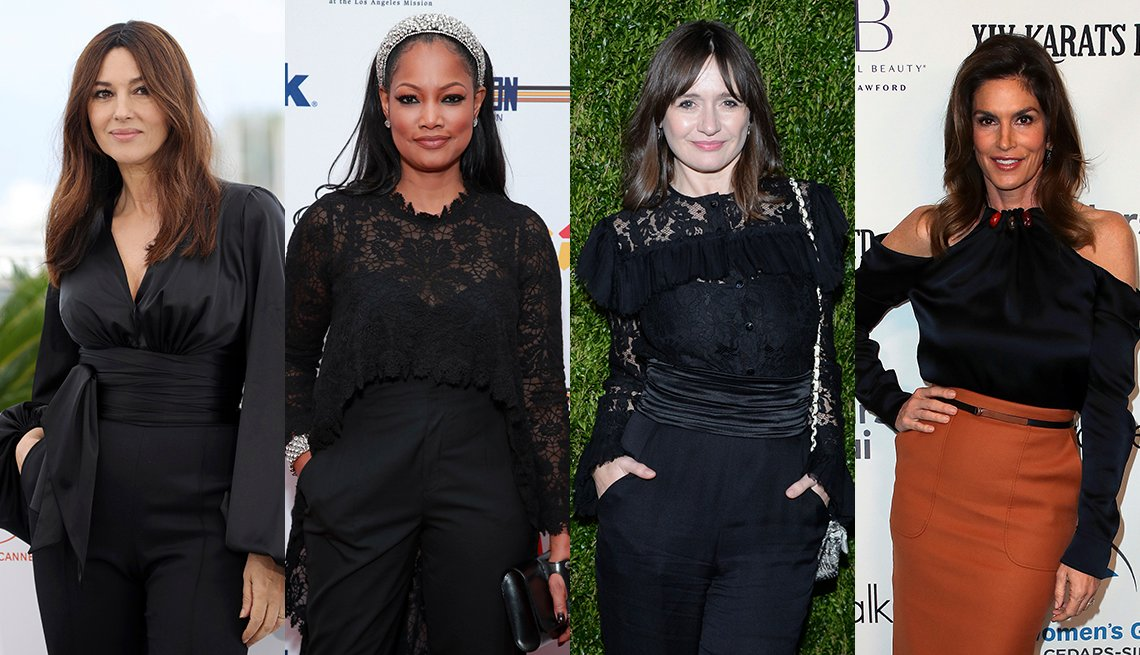 item 3, Gallery image. Monica Bellucci, Garcelle Beauvais, Emily Mortimer, Cindy Crawford