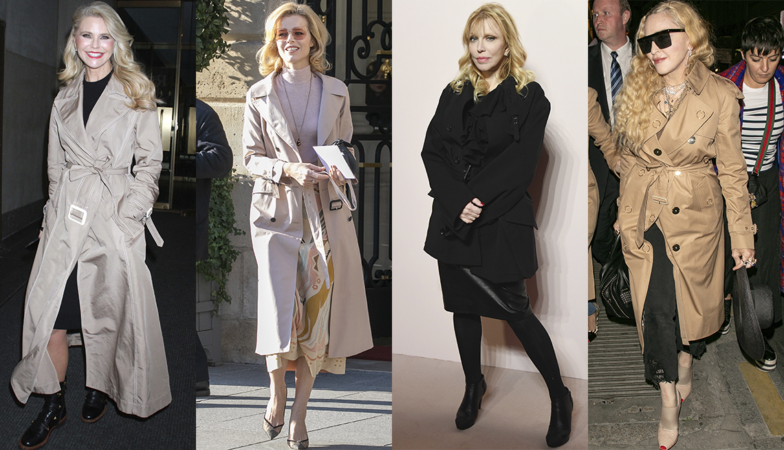 item 9 of Gallery image - Christie Brinkley, Eva Herzigova, Courtney Love, Madonna