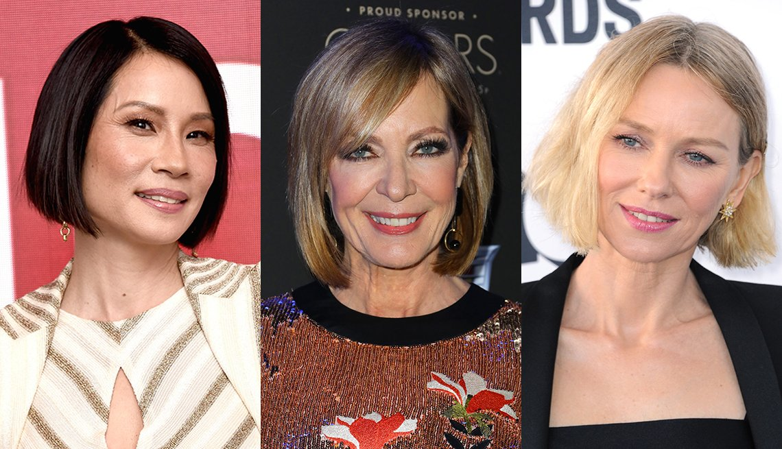 item 1 of Gallery image - Lucy Liu Allison Janney and Naomi Watts