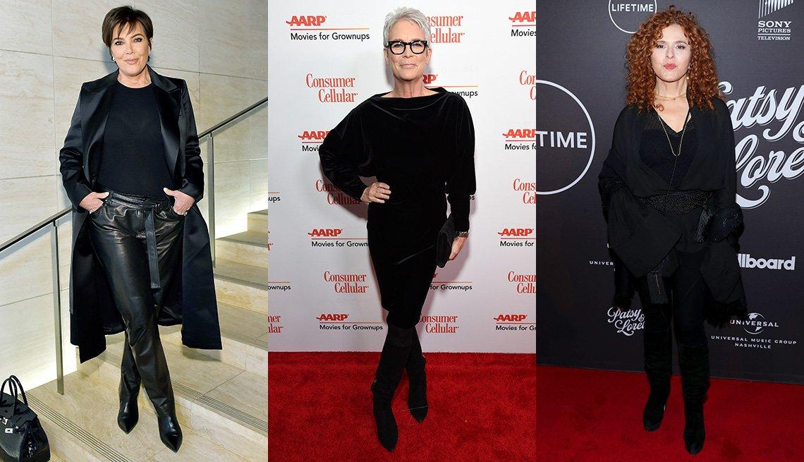 item 10 of Gallery image - Kris Jenner, Jamie Lee Curtis and Bernadette Peters