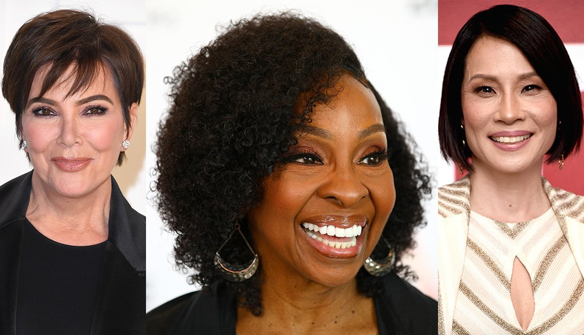 item 2 of Gallery image - Kris Jenner, Gladys Knight and Lucy Liu