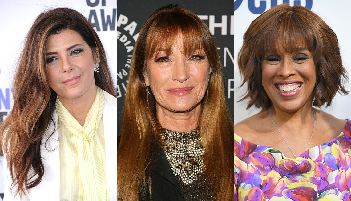 item 10 of Gallery image - Marisa Tomei, Jane Seymour and Gayle King