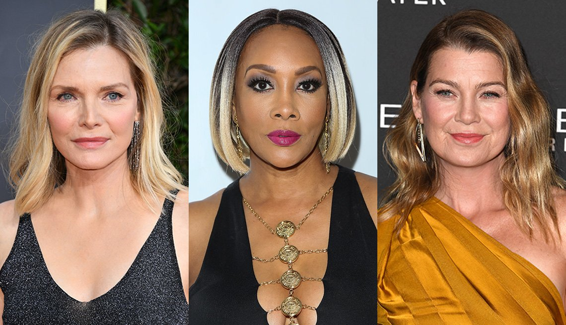 item 3 of Gallery image - Michelle Pfeiffer, Vivica A. Fox and Ellen Pompeo