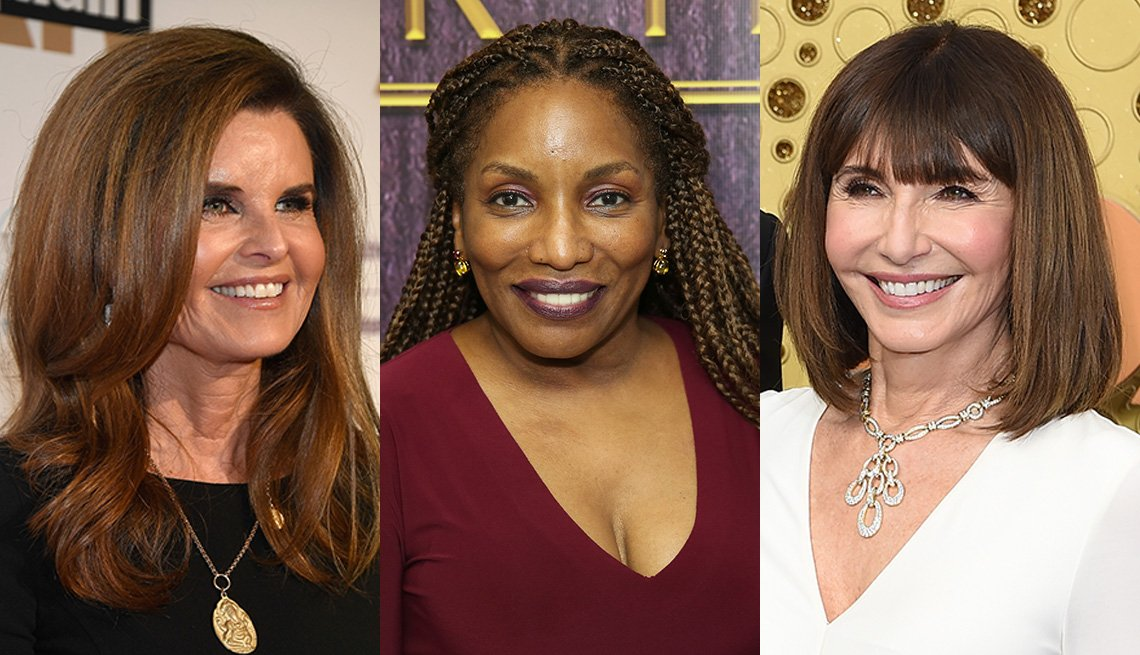 item 2 of Gallery image - Maria Shriver, Stephanie Mills and Mary Steenburgen