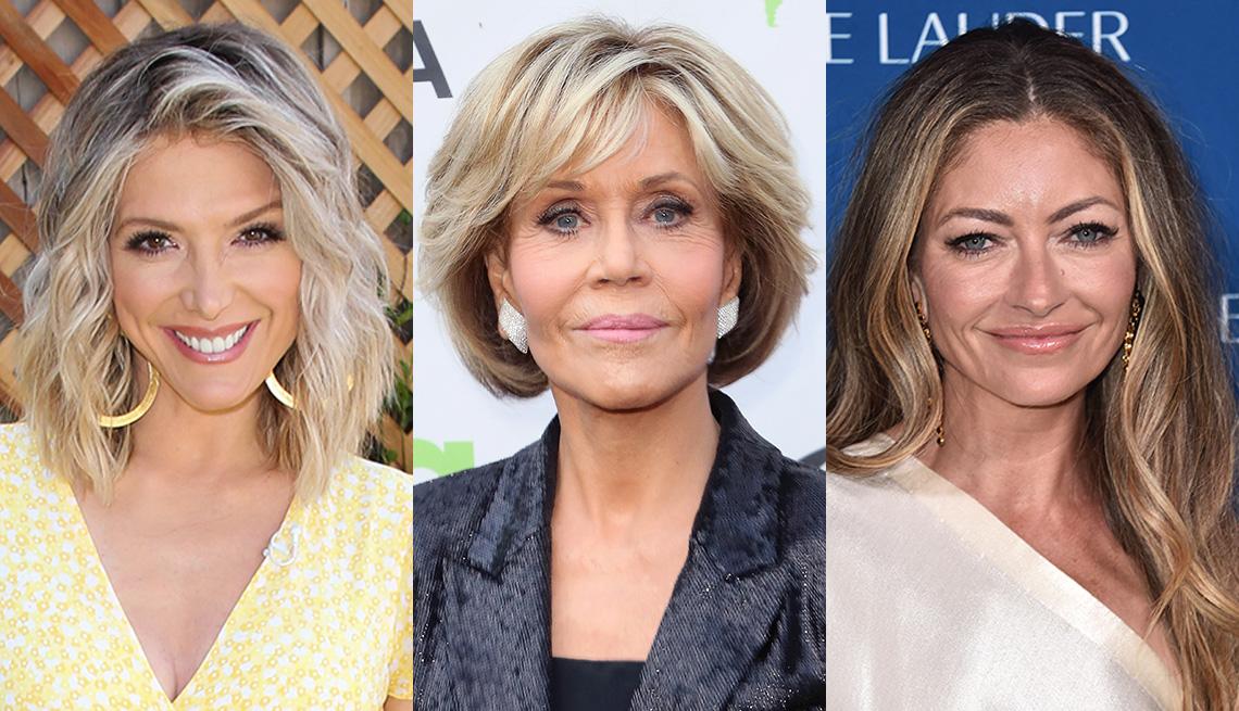item 9 of Gallery image - Debbie Matenopoulos, Jane Fonda and Rebecca Gayheart