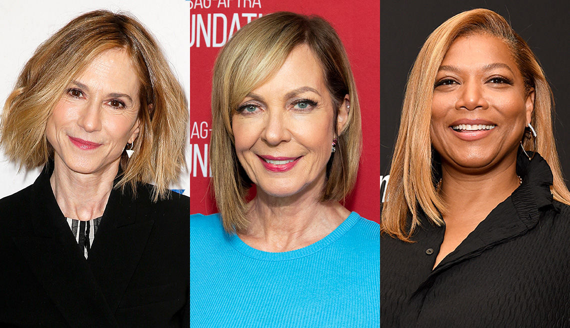 item 6 of Gallery image - Holly Hunter, Allison Janney and Queen Latifah