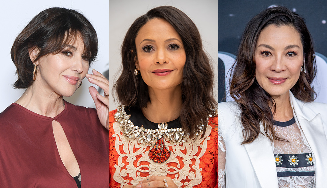 item 3 of Gallery image - (Izquierda a derecha) Monica Bellucci, Thandie Newton y Michelle Yeoh.