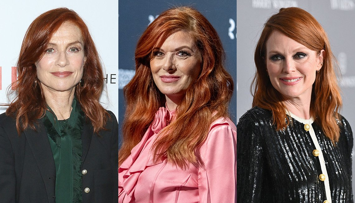 item 9 of Gallery image - Isabelle Huppert, Debra Messing and Julianne Moore