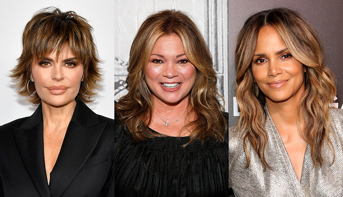item 1 of Gallery image - Lisa Rinna, Valerie Bertinelli and Halle Berry