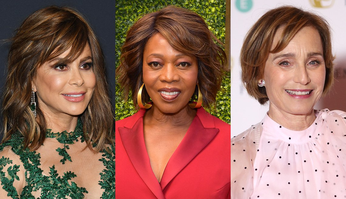 item 4 of Gallery image - Paula Abdul, Alfre Woodard and Kristin Scott Thomas