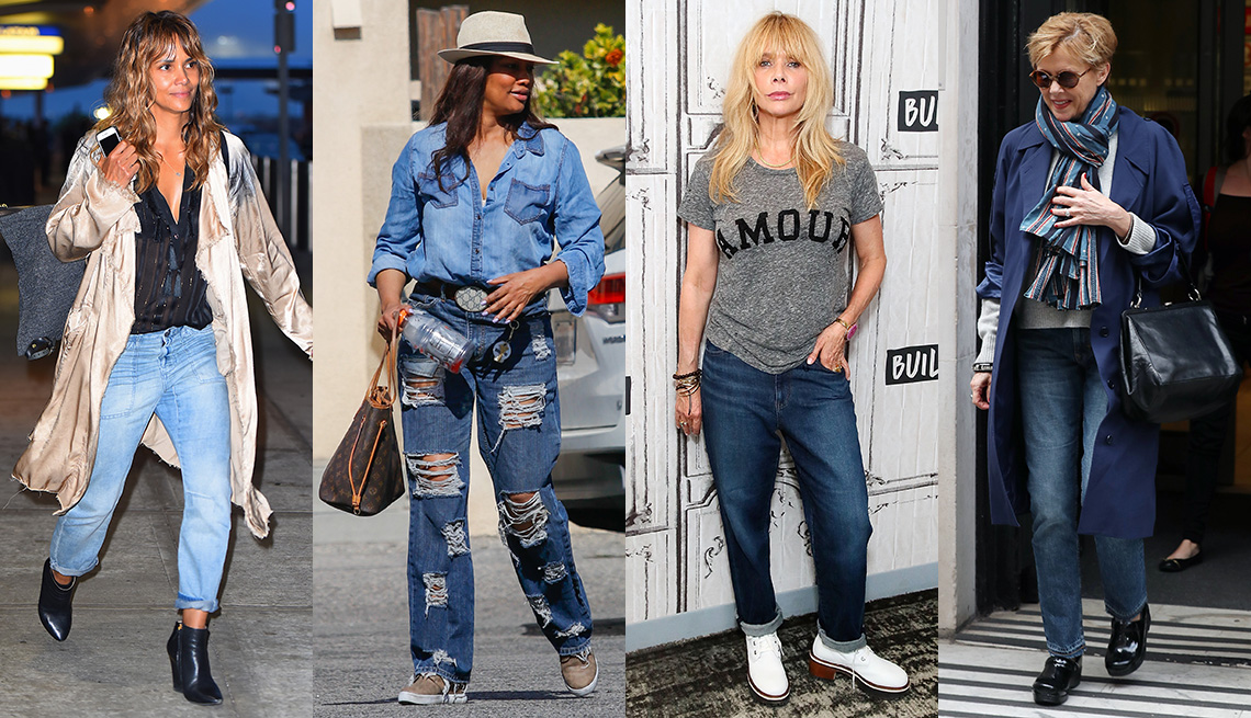 item 6 of Gallery image - (De izquierda a derecha) Halle Berry, Garcelle Beauvais, Rosanna Arquette y Annette Bening.