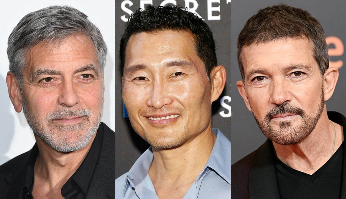 item 5 of Gallery image - George Clooney, Daniel Dae Kim and Antonio Banderas