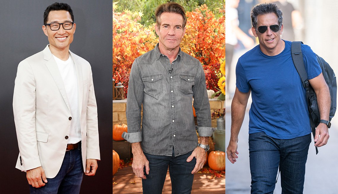 item 2 of Gallery image - Daniel Dae Kim, Dennis Quaid and Ben Stiller