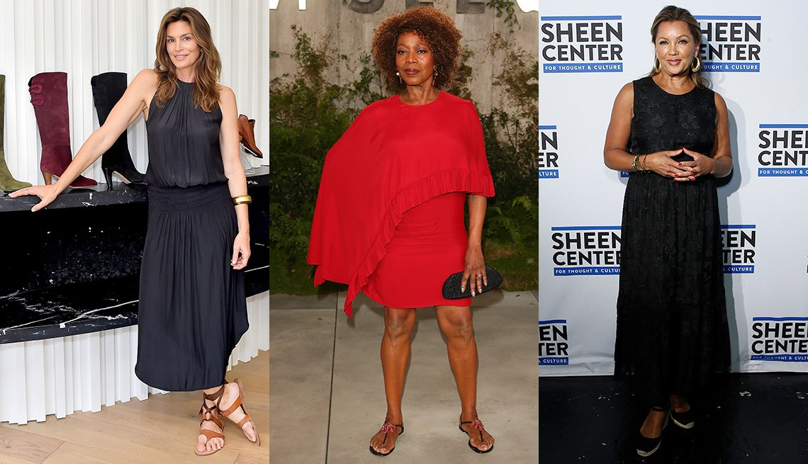 item 3 of Gallery image - Cindy Crawford, Alfre Woodard and Vanessa Williams