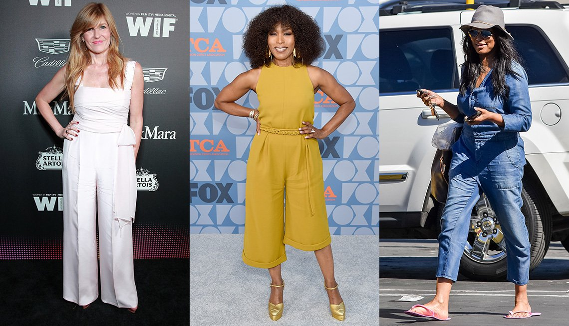 item 7 of Gallery image - Connie Britton, Angela Bassett and Garcelle Beauvais