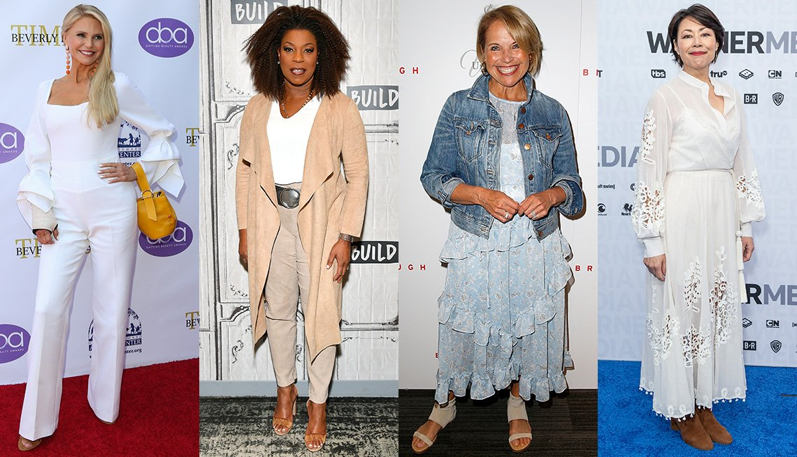 item 4 of Gallery image - Christie Brinkley, Lorraine Toussaint, Katie Couric and Ann Curry