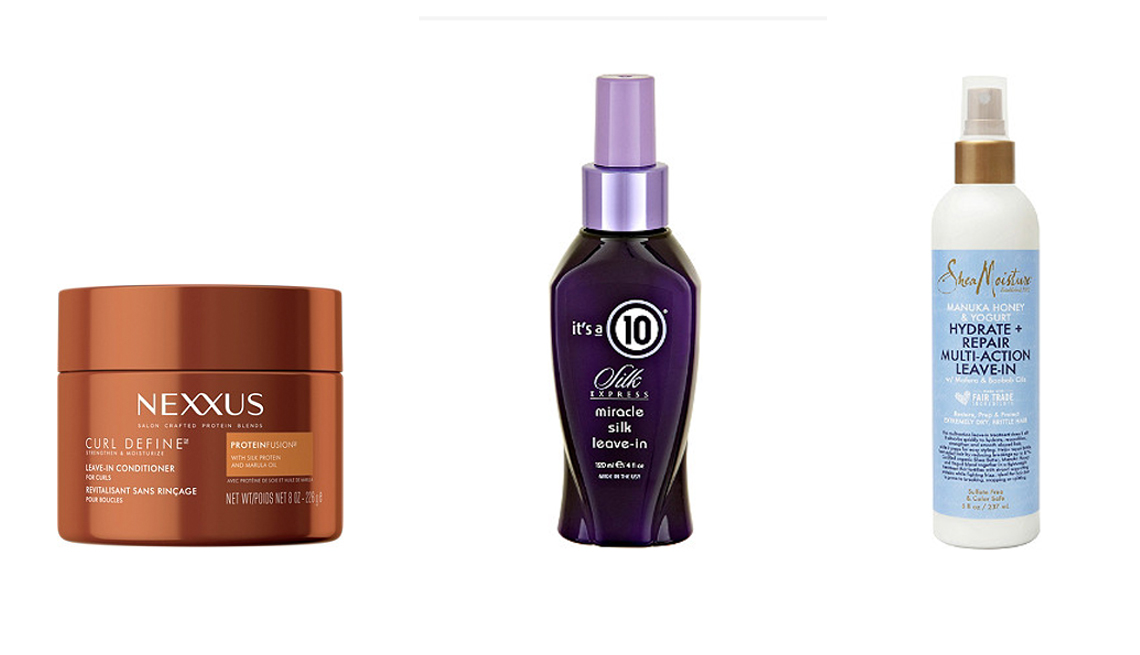 item 4 of Gallery image - nexus curl define leave in conditioner its a ten silk express leave in shea moisture manuka honey and yogurt leave in conditioner