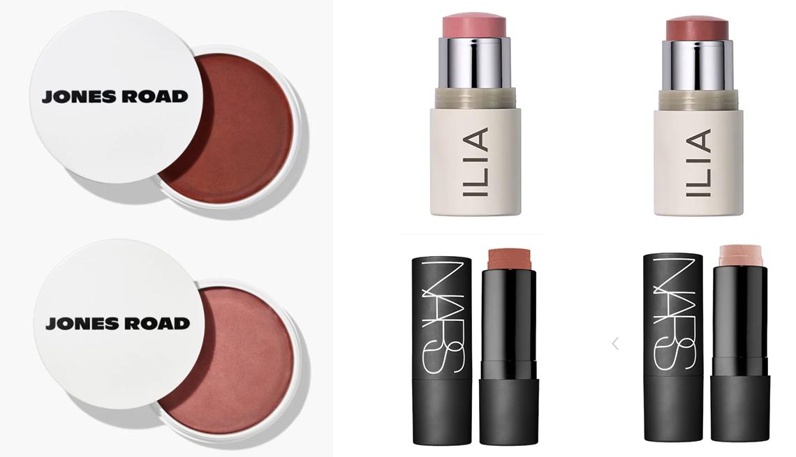item 9 of Gallery image - jones road beauty miracle balm nars the multiple lipstick illia multi stick cheek and lip