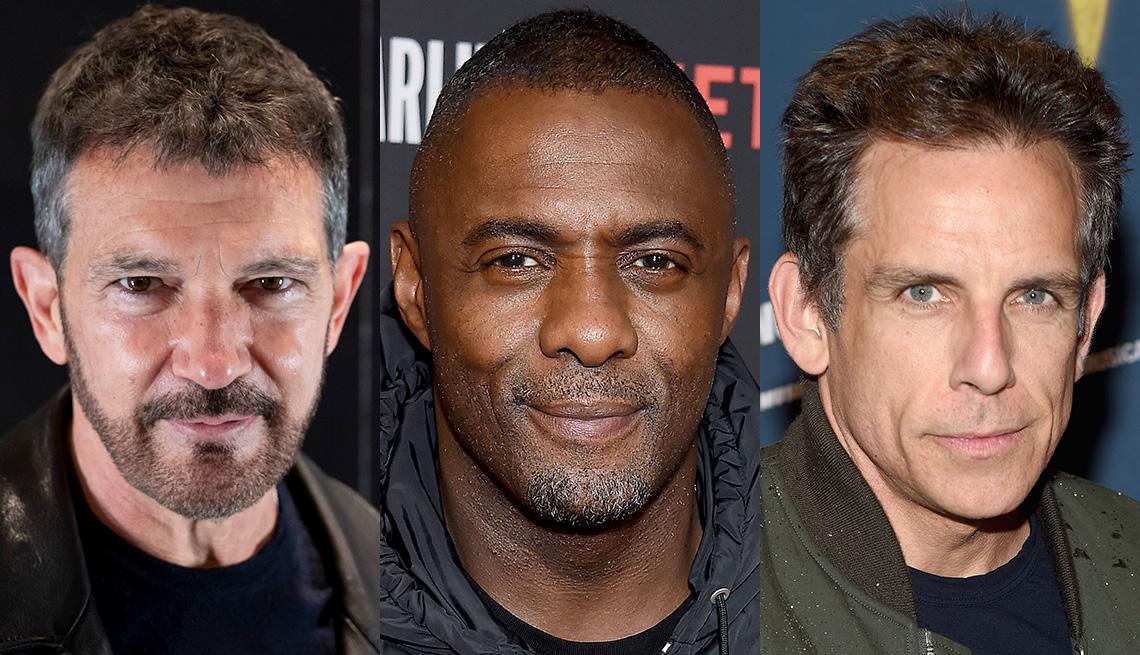 item 7 of Gallery image - (Izquierda a derecha) Antonio Banderas, Idris Elba y Ben Stiller.