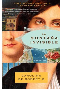 La montaña invisible libro de Carolina de Robertis